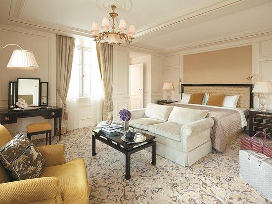 Shangri-La Hotel Paris: Deluxe Suite