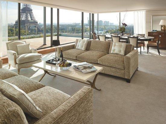 Shangri-La Hotel Paris: La Suite Shangri-La