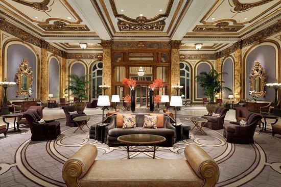 Fairmont San Francisco: Lobby