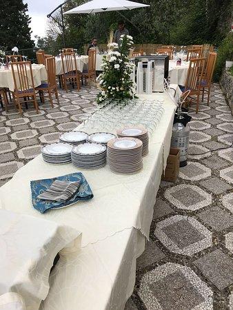 Pieve Ligure, Ιταλία: Ristorante Golfo Paradiso