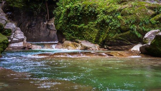 Balnearios Naturales Con Hermosos Paisajes Amazonicos Picture Of