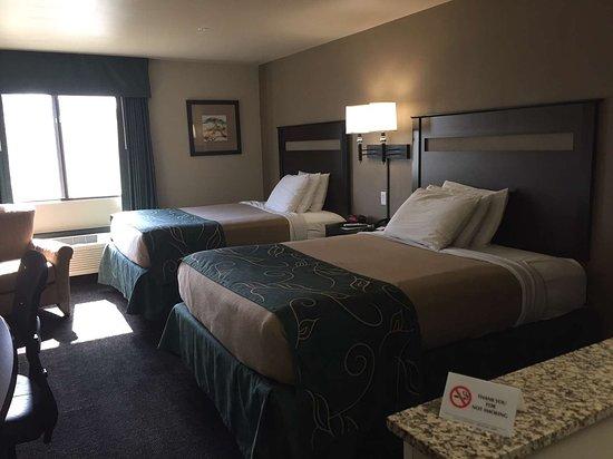 Brunswick, MD: Guest room