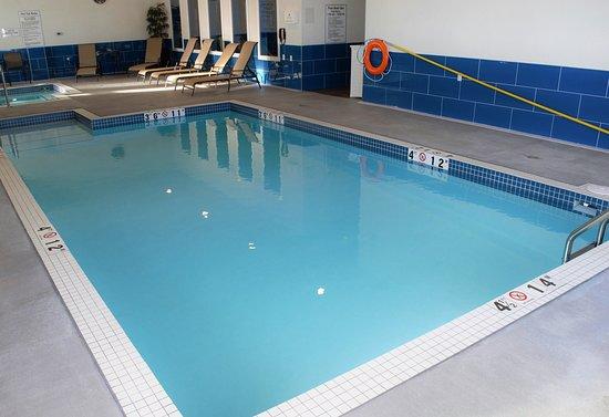 Moosomin, Канада: Indoor Heated Pool