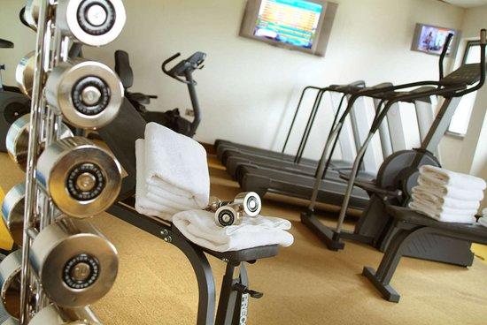 Maldron Hotel Sandy Road Galway: Gym