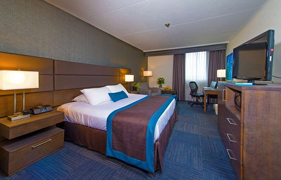 Best Western Plus Toronto Airport Hotel: Executive Guest Room