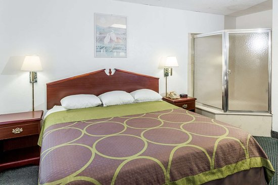 Super 8 by Wyndham Pompano Beach: Guest room