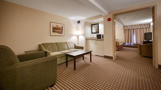 Best Western Plus Ottawa Kanata Hotel & Conference Centre: Suite Room