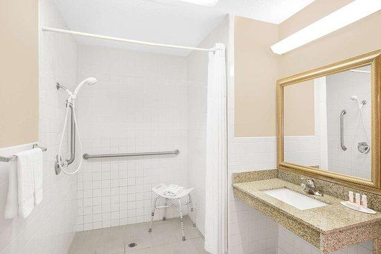 Hamilton, AL: Guest room bath