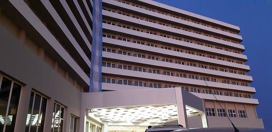 Rayentray Puerto Madryn Hotel: Excelente hotel y excelente vista