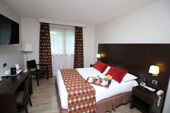 Best Western Hotel Des Barolles - Lyon Sud: Guest Room