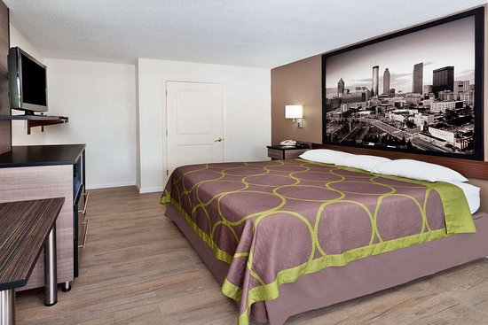 Super 8 by Wyndham Ringgold: Guest room