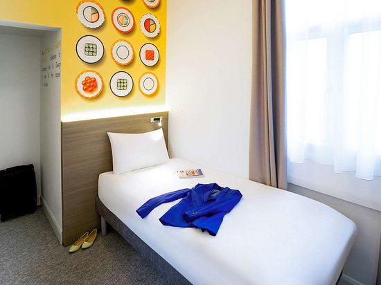 Ibis Styles London Kensington Hotel: Guest room