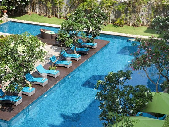 Ibis Styles Bali Benoa: Recreational facility