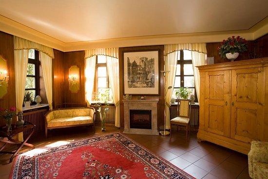 Hotel Hollaender Hof: Lobby View