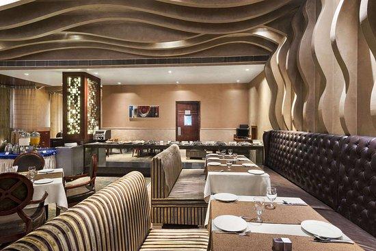 Days Hotel by Wyndham Panipat: Breakfast Area