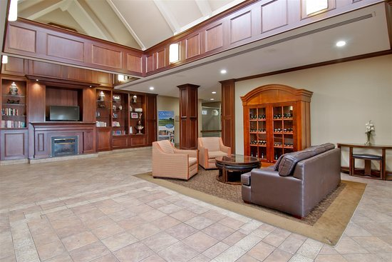 Best Western St. Catharines Hotel & Conference Centre: Lobby