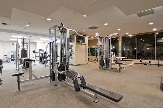 Best Western St. Catharines Hotel & Conference Centre: Fitness Room