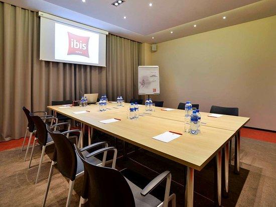 Ibis Moscow Dynamo Hotel: Meeting room