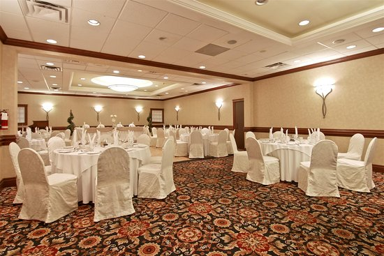 Best Western St. Catharines Hotel & Conference Centre: Dalhousie Ballroom