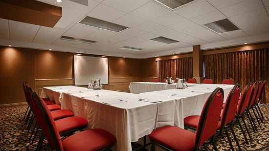 Best Western St. Catharines Hotel & Conference Centre: Meeting Room