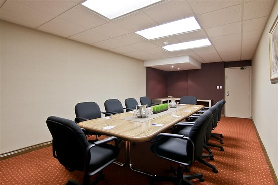 Best Western St. Catharines Hotel & Conference Centre: Boardroom