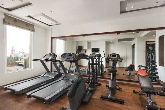 Days Hotel by Wyndham Panipat: Fitness Centre