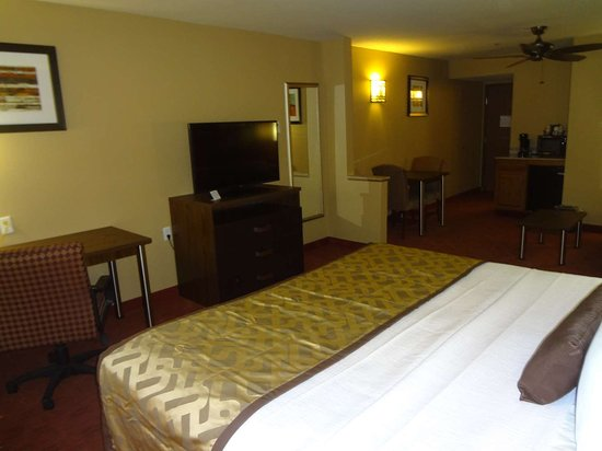 Best Western Plus Woodland Hills Hotel & Suites: Guest Room