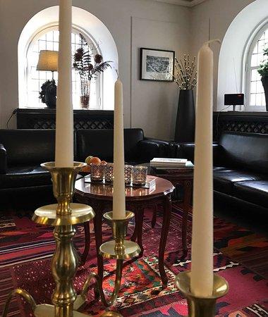 Best Western Motala Statt: Hotel Lobby