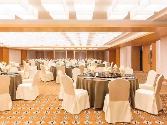 Grand Mercure Urumqi Hualing Hotel: Meeting room