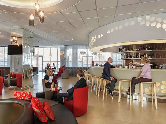 Mercure Lipetsk Center: Bar Lounge