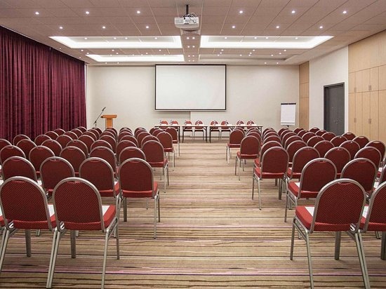 Mercure Lipetsk Center: Meeting room