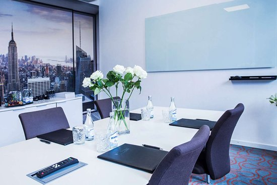 Clarion Hotel Gillet: Meeting room