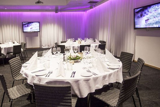 Clarion Hotel Gillet: Large space for receptions, parties, anniversaries, and business