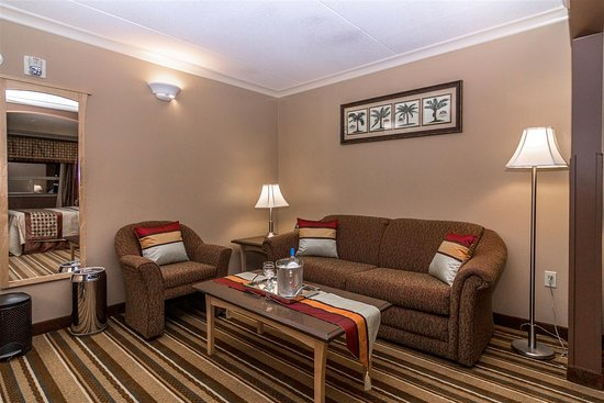 Best Western Marquis Inn & Suites: King Suite Massage Bed