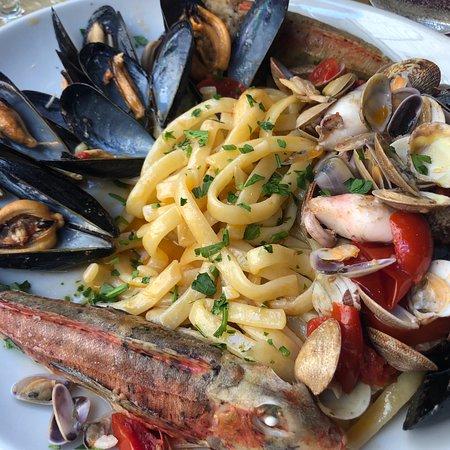 Trattoria Speranzella: Che grande pranzo...