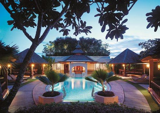Shangri-La's Mactan Resort & Spa: CHI Vitality Pool