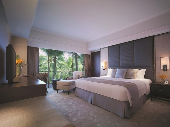 Shangri-La's Mactan Resort & Spa: Main Wing Mactan Suite Bedroom