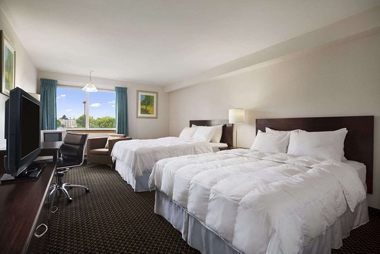 Days Inn by Wyndham Lacey Olympia Area: Standard Two Double Bed Room