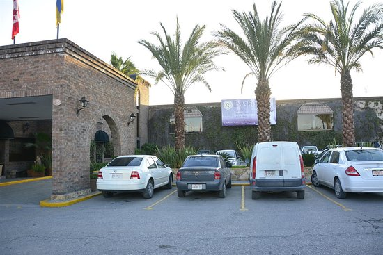 Gomez Palacio, Mexico: Hotel Entrance