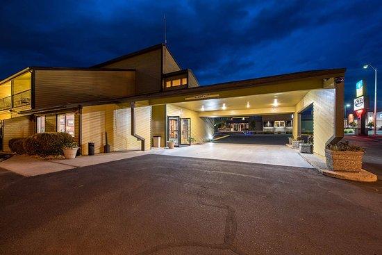 SureStay Hotel by Best Western Wenatchee: Exterior