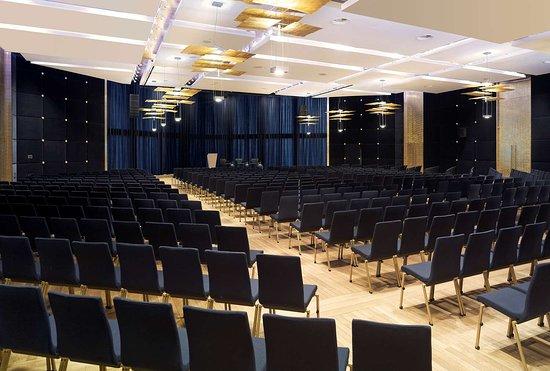 Hyatt Regency Ekaterinburg: Ballroom