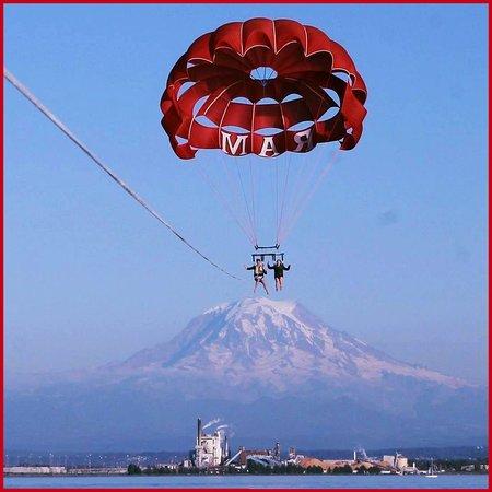 Tacoma, WA: Classic Mt. Rainier Shot!!