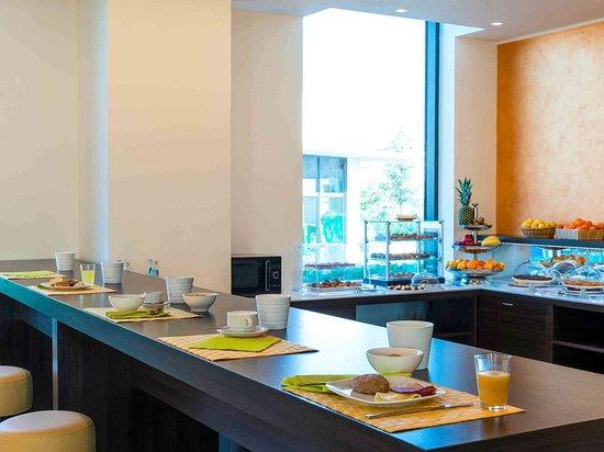 Hotel ibis Styles Milano Melegnano: Restaurant