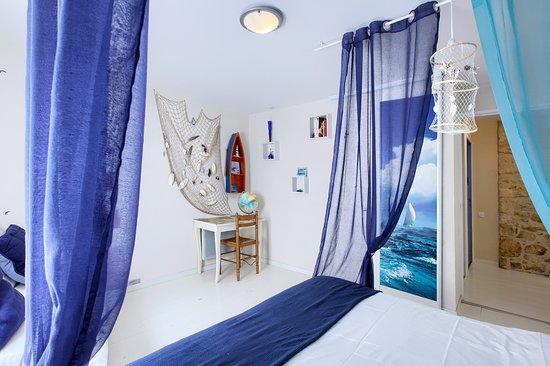 Le Manoir Lacustre: suite océan atlantique