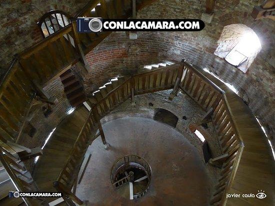 Spandau Citadel: subida a la torre