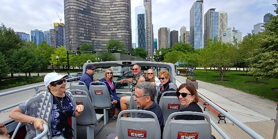 Zdjęcie Big Bus Chicago Hop-On Hop-Off Tour
