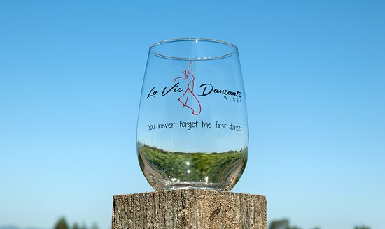 La Vie Dansante Wines: You never forget your first dance.