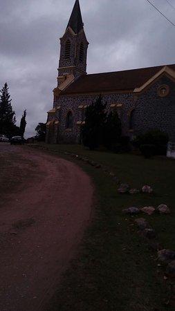 Ascochinga, Argentyna: iglesia y convento de Ascochina, construida en piedra de la zona