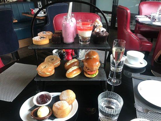 Malmaison Newcastle: Afternoon Tea