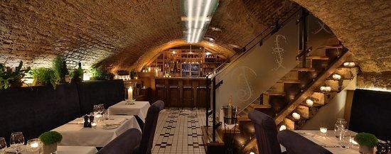 Great Restaurant Near Bank Tube The Don Bistro London